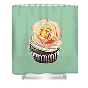 Florange Bloom Shower Curtain