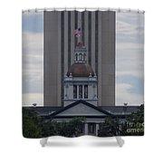 Florida Capitol Shower Curtain