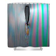 Flow Testing Air Foil Shower Curtain