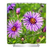 Flower Mania Shower Curtain