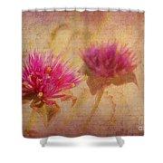 Flower Memories Shower Curtain