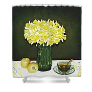 Flowers For Mother Shower Curtain