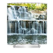 Flowing Beauty Shower Curtain