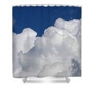 Fluffy Goodness Shower Curtain