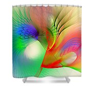 Flushing Shower Curtain