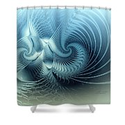 For Ever And A Day Shower Curtain