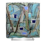 For Lovers Shower Curtain