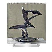 For Martha Graham Shower Curtain