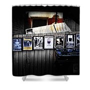 For Your Pleasure Shower Curtain