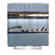 Ford Crestline Shower Curtain