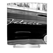 Ford Galaxie Shower Curtain