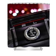 Ford Mustang Shelby Gt500 Super Snake  Shower Curtain