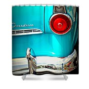 Ford Overdrive Shower Curtain