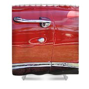 Ford Ranchero Door And Side Panel Shower Curtain