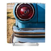 Ford Tail Shower Curtain