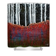 Forest 1 Shower Curtain