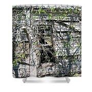 Forgotten 11 Shower Curtain