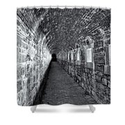 Fort Knox Rifle Gallery II Shower Curtain