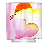 Forthcoming Shower Curtain