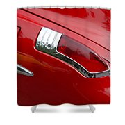 Forty Nine Buick Shower Curtain
