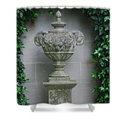 Framed By Ivy Shower Curtain