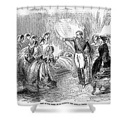 France: Imperial Prince Shower Curtain