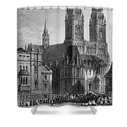 France: Orleans Shower Curtain