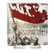 France: Popular Front, 1936 Shower Curtain