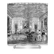 France: Royal Visit, 1855 Shower Curtain