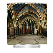 France: Ste. Chapelle Shower Curtain