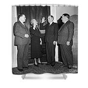 Frances P. Bolton (1885-1977) Shower Curtain