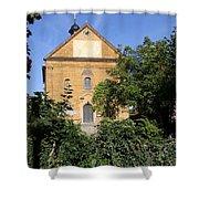 Franconian Village Church Shower Curtain