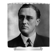 Franklin Delano Roosevelt Shower Curtain by International  Images