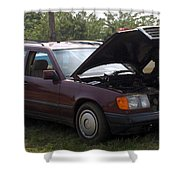 Fred The Car Shower Curtain
