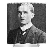 Frederick Soddy, English Radiochemist Shower Curtain
