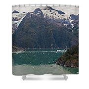 Frederick Sound Shower Curtain by Mike Reid