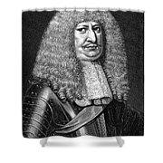 Frederick William (1620-1688) Shower Curtain