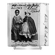 Freedmen School, 1863 Shower Curtain by Granger