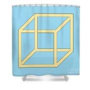 Freemish Crate  Shower Curtain