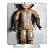 French Doll, 1885 Shower Curtain