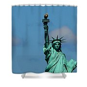 French Gift Shower Curtain