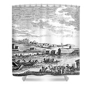 French Revolution: Vendee Shower Curtain