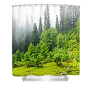 Friends Together Shower Curtain
