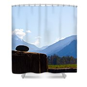 From Any View Shower Curtain