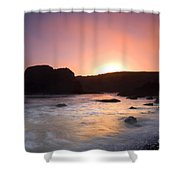 From Light To Light Shower Curtain