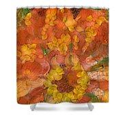 Fruitful Shower Curtain