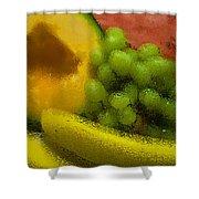 Fruitopia Shower Curtain