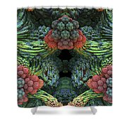 Fruits Of Our Labor Shower Curtain