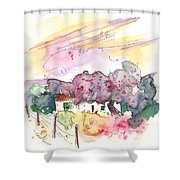 Fuente Obejuna 01 Shower Curtain