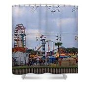 Fun At The Fair Shower Curtain